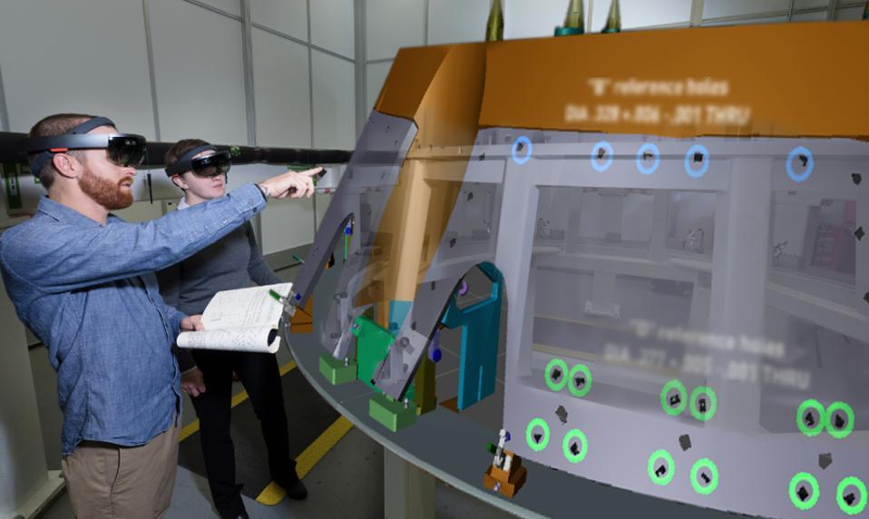 VR, AR, Enterprise
