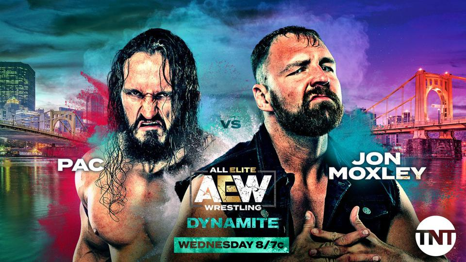 AEW Dynamite Results: News And Notes After Jon Moxley And Pac Battle To A Draw