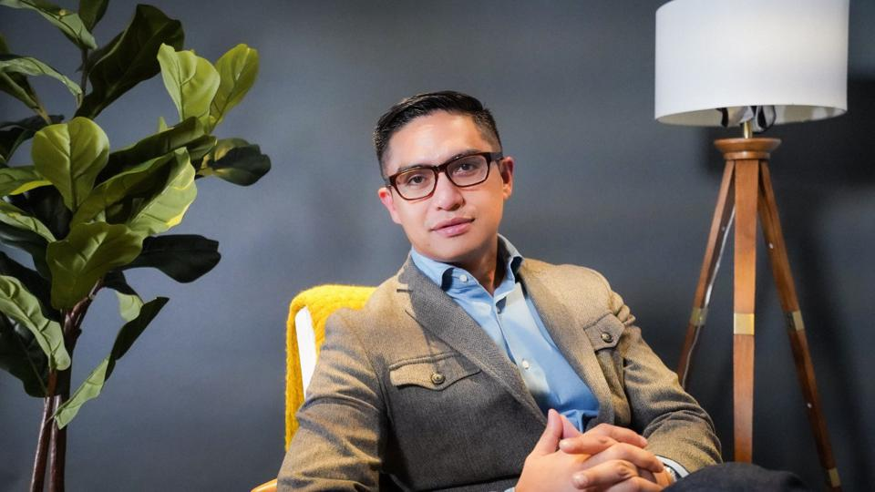 Ryan Letada, CEO and Founder of NextDayBetter,  balances money and meaning