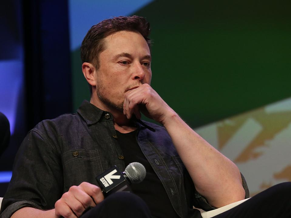 Elon Musk uses his own terminology about self-driving tech.