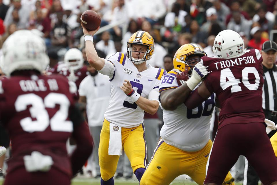 College Football Week 9 Lines And Top 25 Betting Report