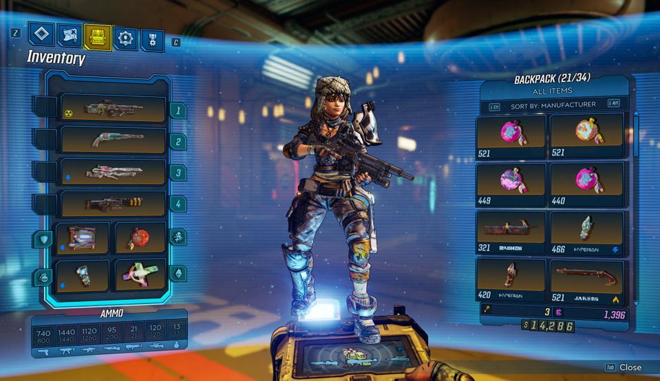 Gearbox Explains Borderlands 3's Recent Philosophy On Nerfs And Buffs