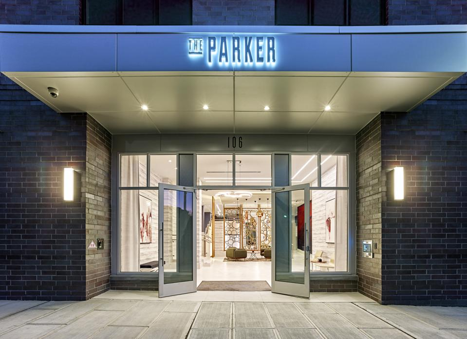 The Parker luxury rental