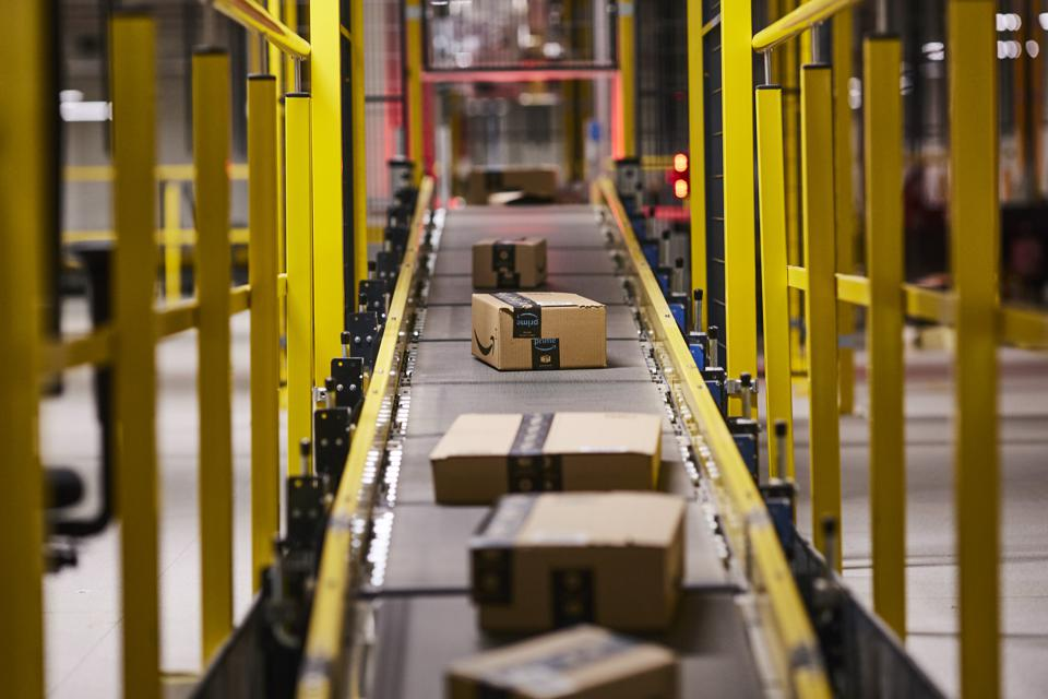 Amazon reported its latest quarterly earnings on Thursday.