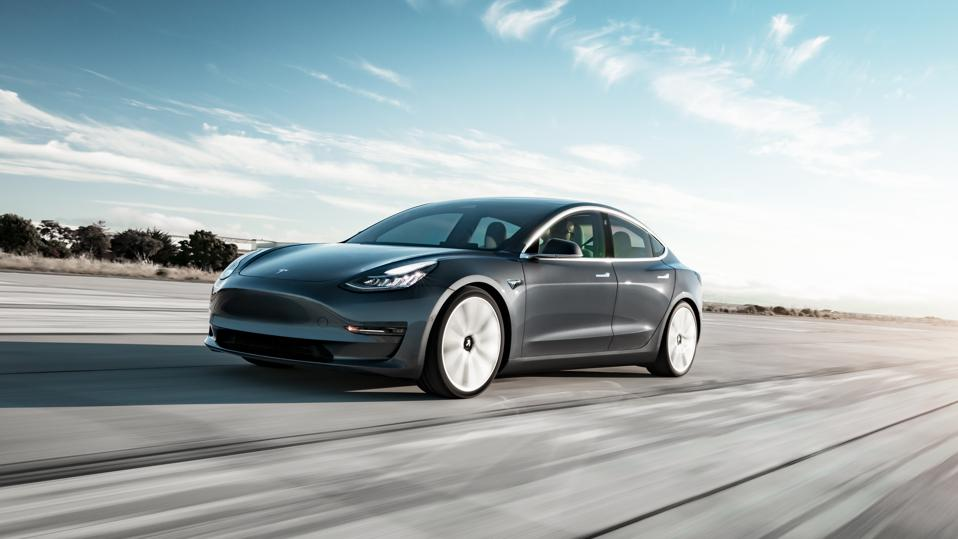The Tesla Model 3 outsells all other electric cars combined, with 79,600 delivered to buyers in the third quarter of 2019.