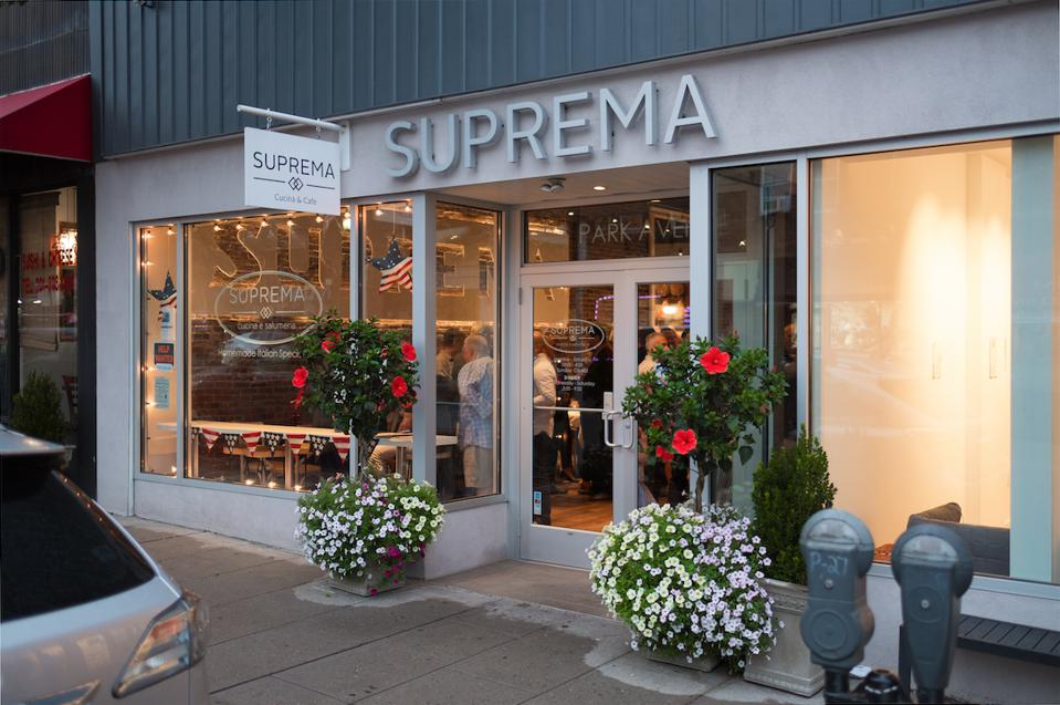 Suprema restaurant