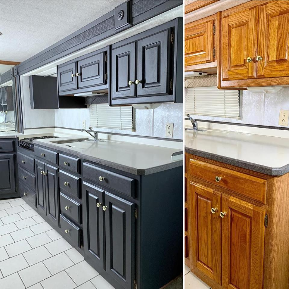 Consumers Kitchen Cabinets: The Queen Of Paint: How Paula Blankenship Is Building