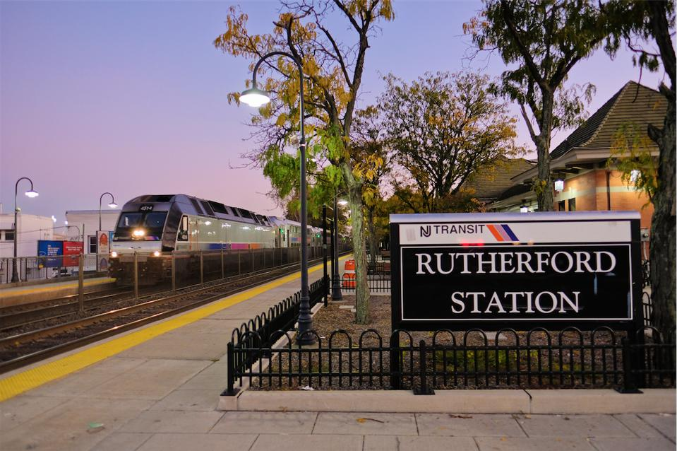 Rutherford Station