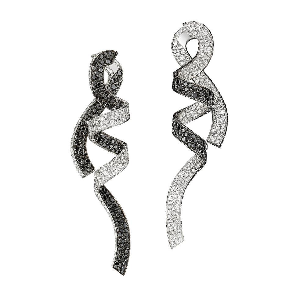 de GRISOGONO by Emmanuel Tarpin Prologue Earrings
