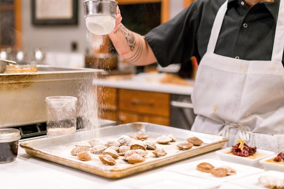 Elevate on Unsplash chefs, biodiversity