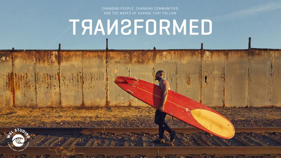 Season two of 'Transformed' from World Surf League Studios debuts on October 28, 2019.
