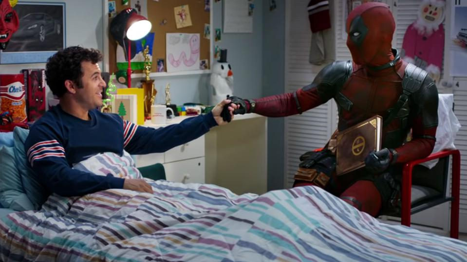 'Once Upon A Deadpool'