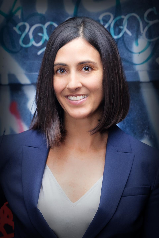 Lisa Greenbaum, EVP Chief Client Officer