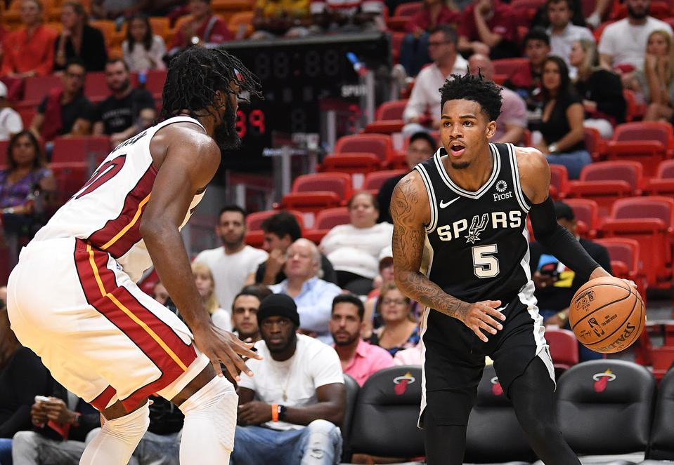 Dejounte Murray's Extension With Spurs Is A Win For Both Sides