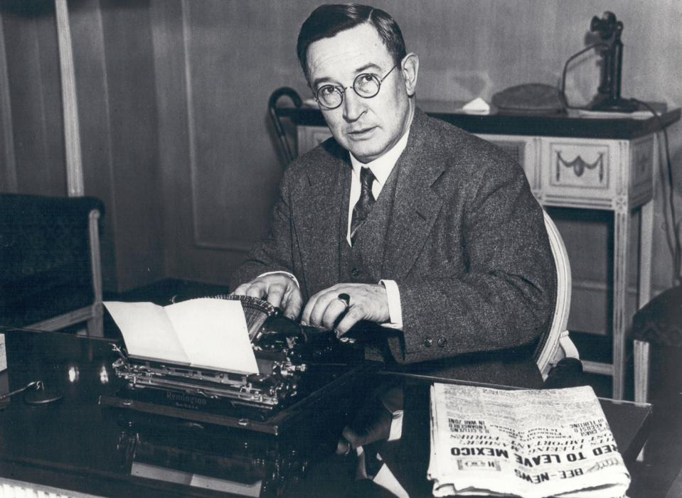 BC Forbes 1925