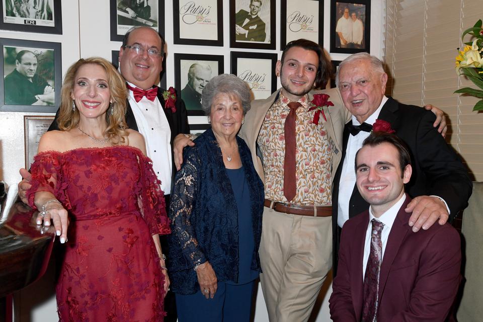 The Scognamillo Family