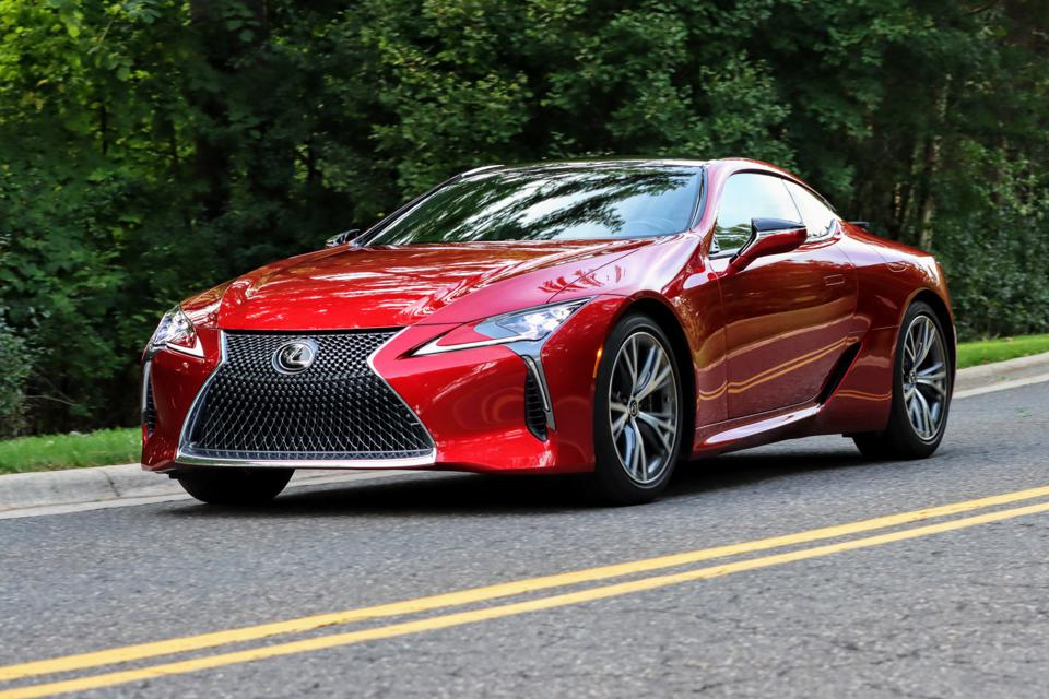 2019 lexus lc 500 review  4 things you need to know