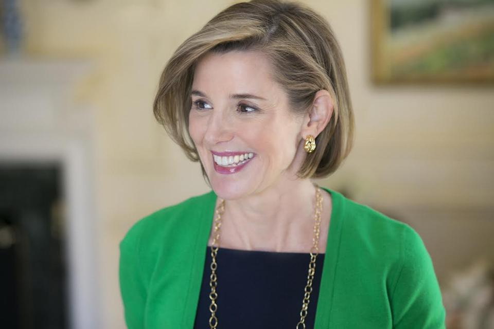 Sallie Krawcheck, the founder and CEO of Ellevest.
