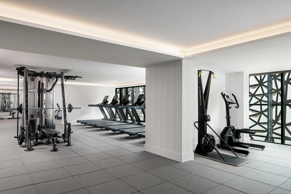 Four Seasons Hotel Los Angeles at Beverly Hills Gym