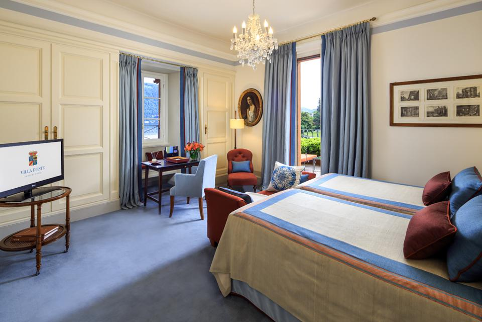 Villa Cima Double Bedroom