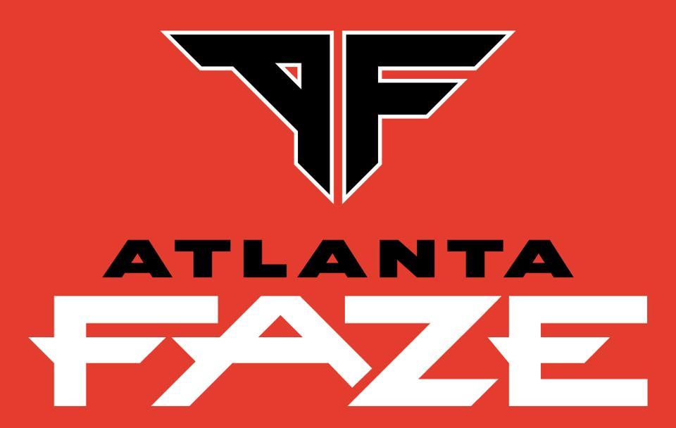 Logo for Call of Duty League franchise Atlanta Faze
