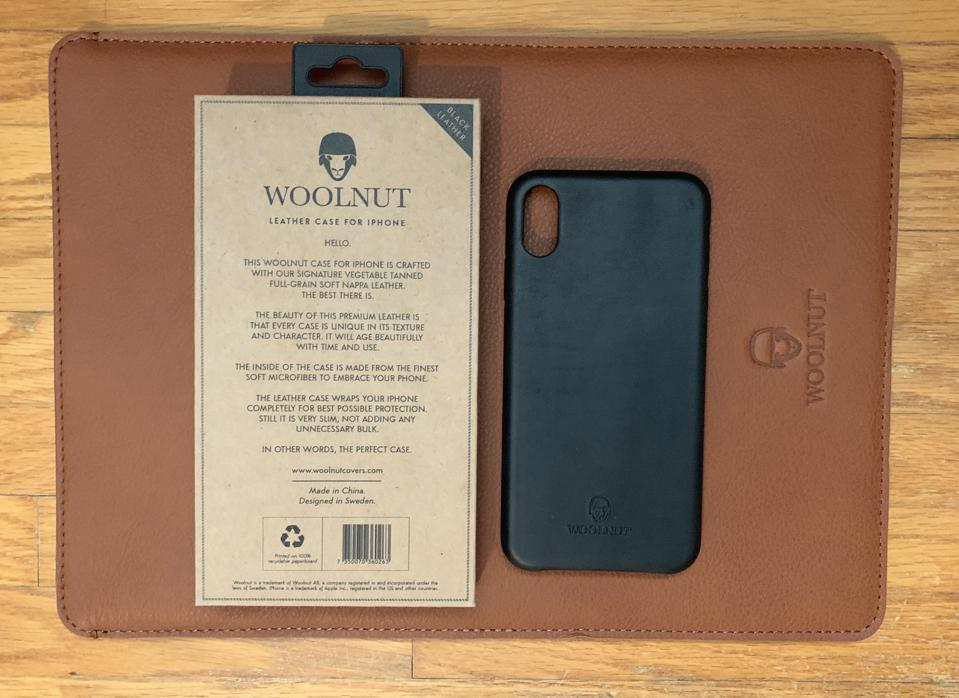 Woolnut iPhone Case Review: Minimalist Leather Protection With Swedish Style
