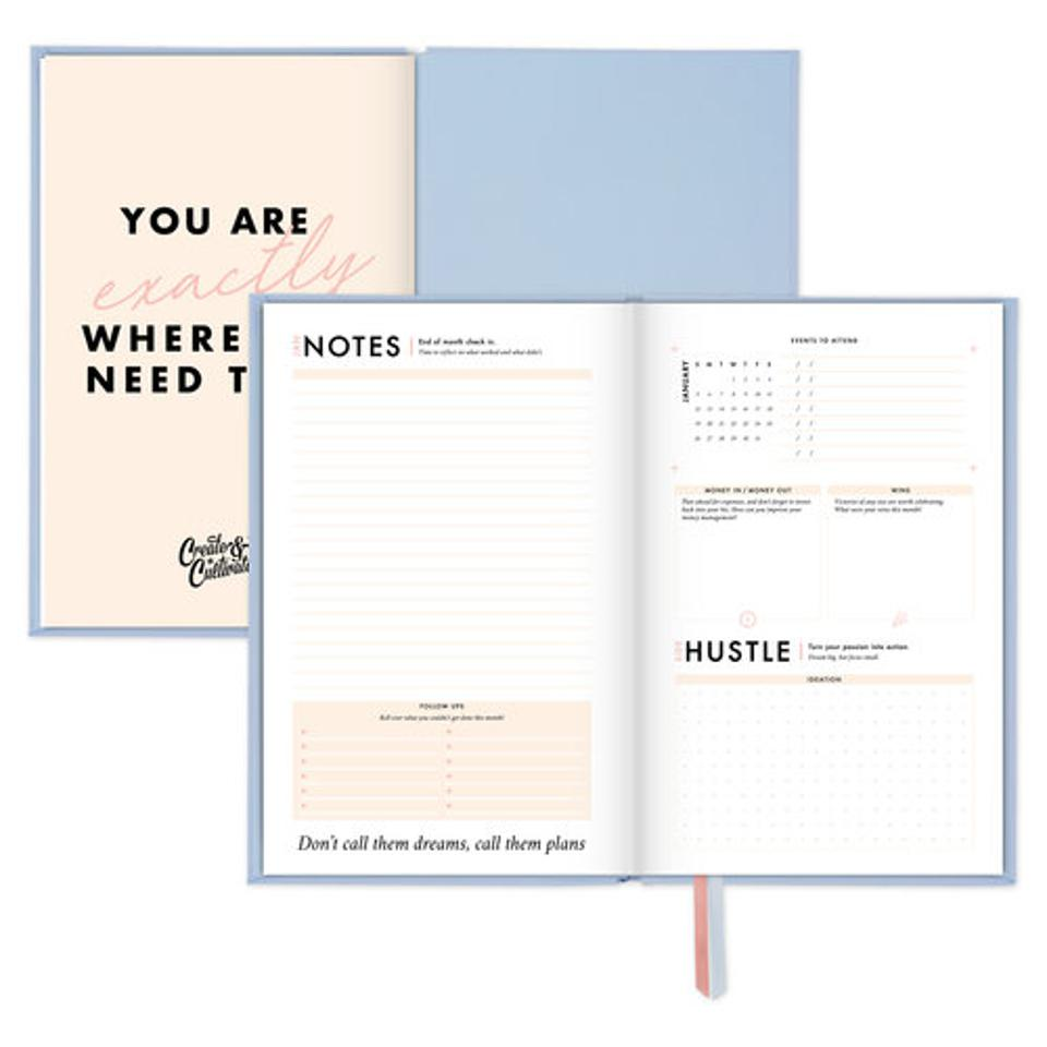 Create and Cultivate Planner