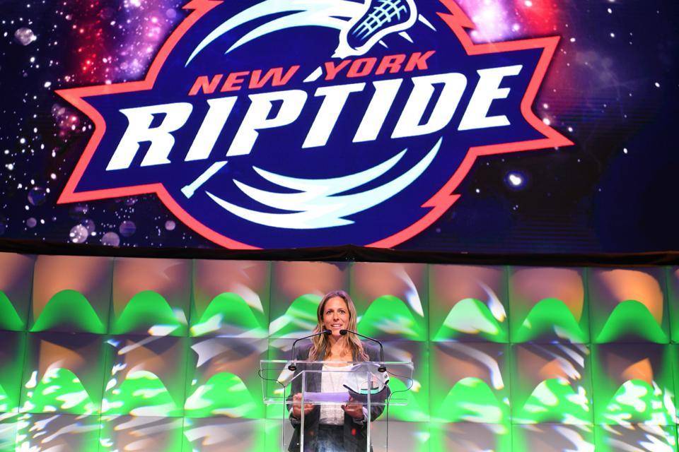Jessica Berman NLL, NHL Deputy Commissioner