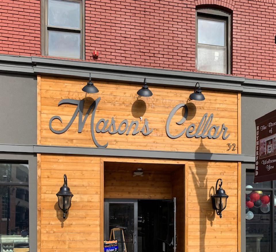 Mason's Cellar