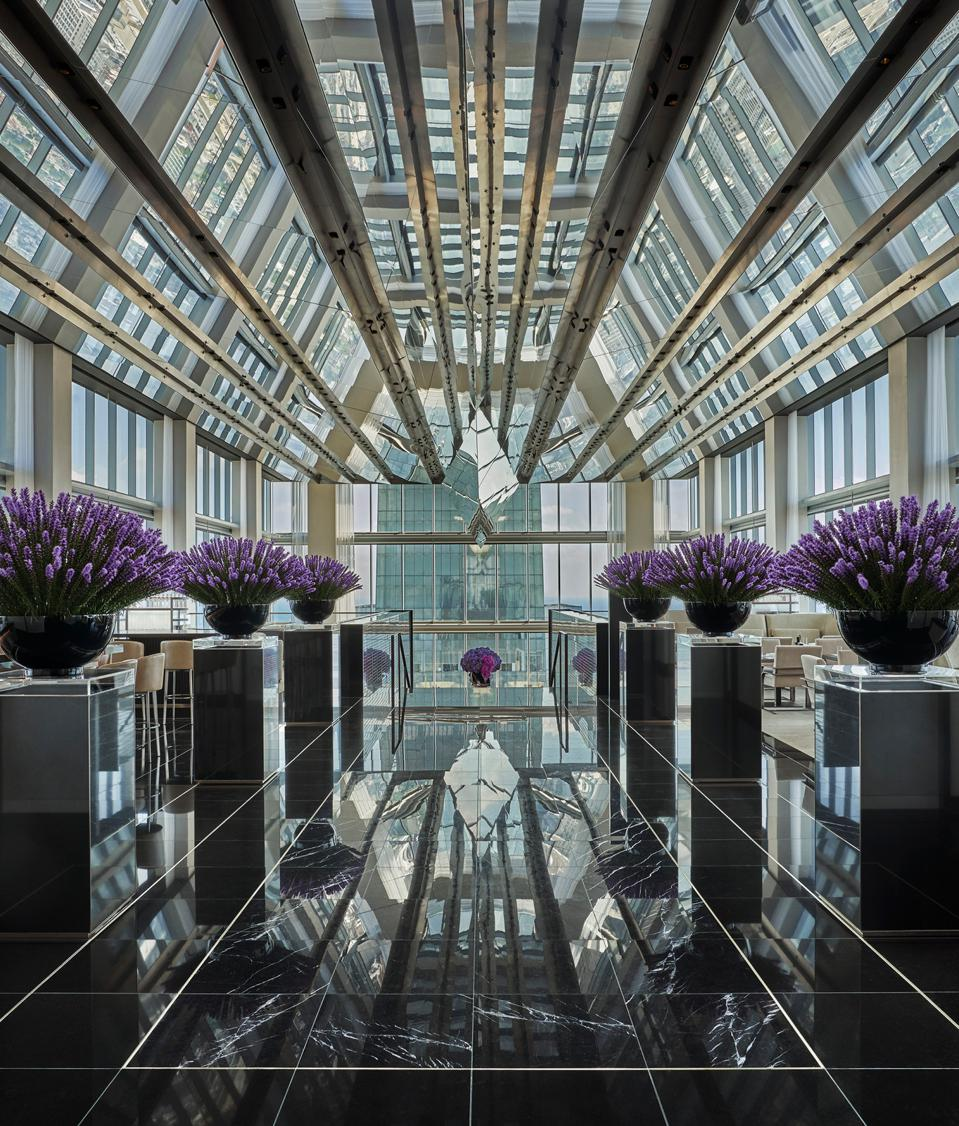Four Seasons Hotel Philadelphia at Comcast Center.