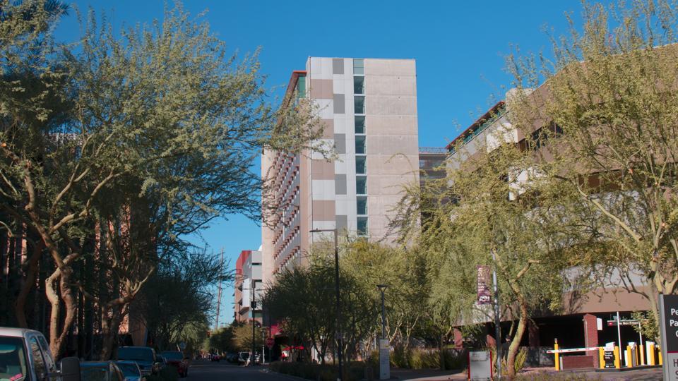 Arizona State University campus downtown