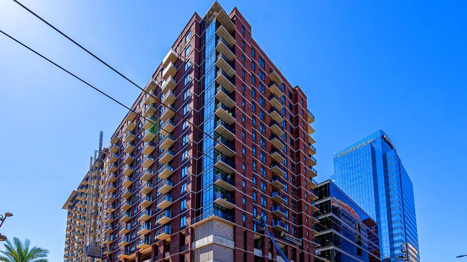 The Ryan apartments in Phoenix