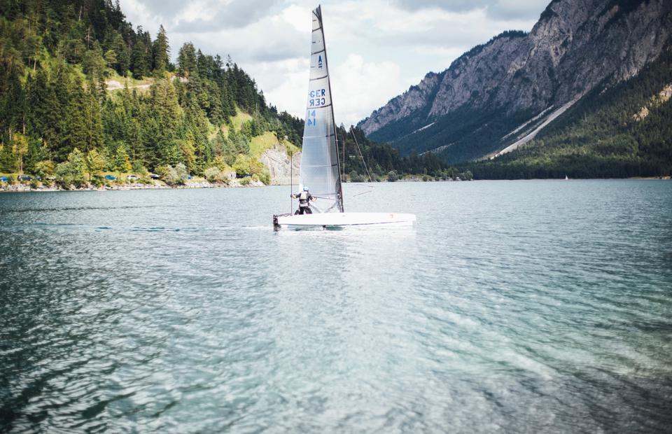 Rental apps allow customers to find anything water-based from sailing lessons to jet skis