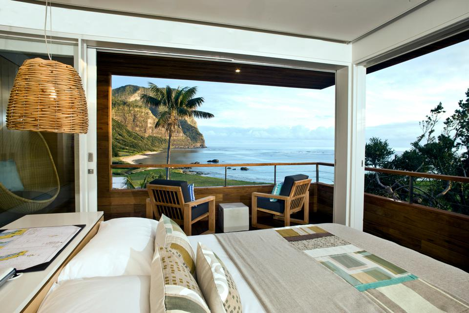 Capella Lodge, Lord Howe Island, New South Wales, Australia, Luxury Lodges of Australia, Baillie Lodges