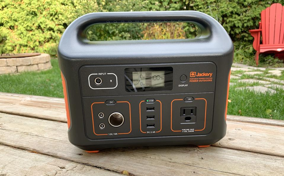 Review: Jackery Explorer 500 Delivers Big Portable Power On A Budget