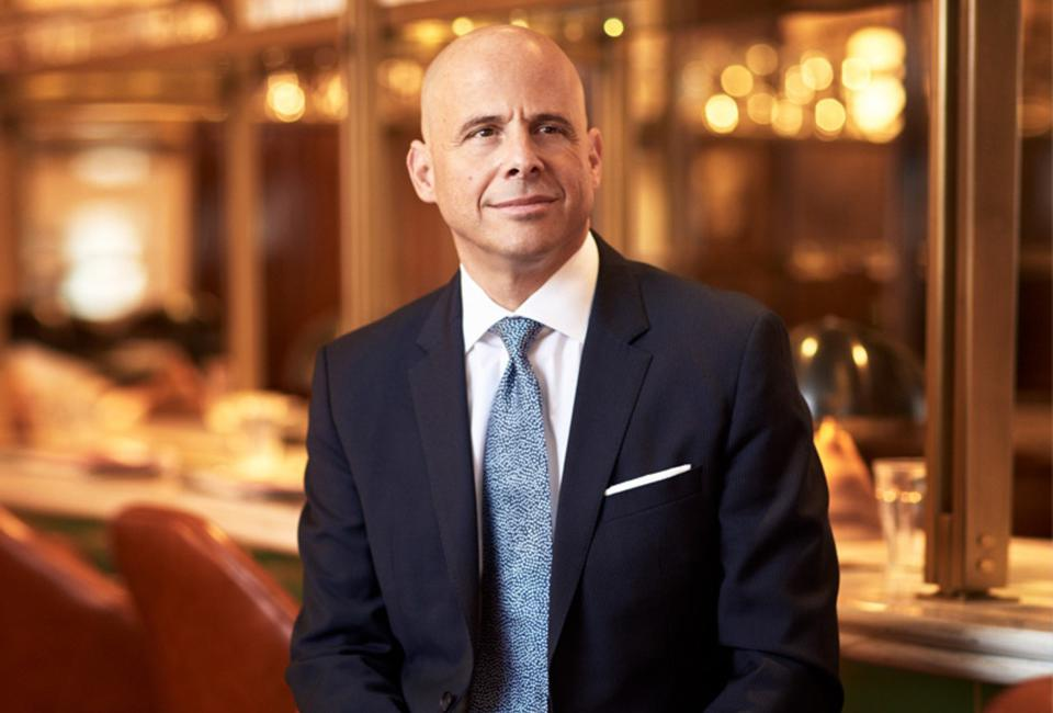 Christian Clerc, President of Global Operations at Four Seasons Hotels and Resorts