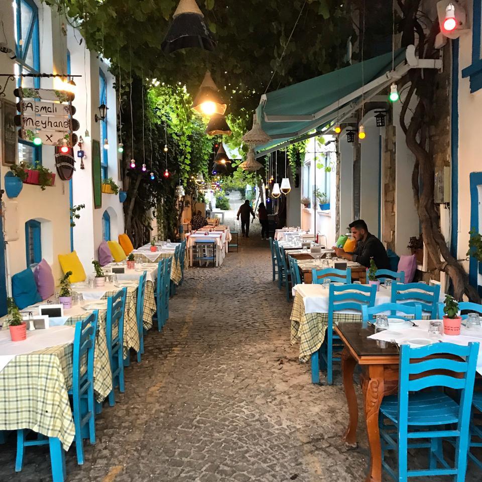 A Secret Aegean Island Paradise: Bozcaada