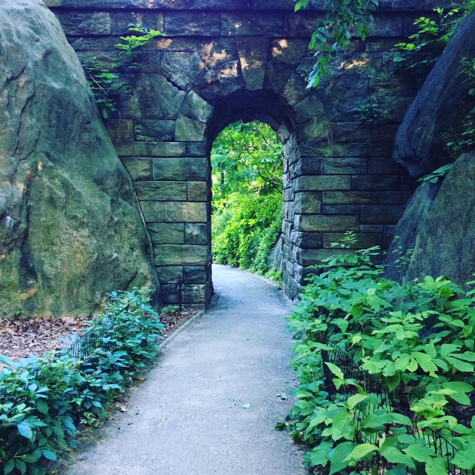 central-park-archway