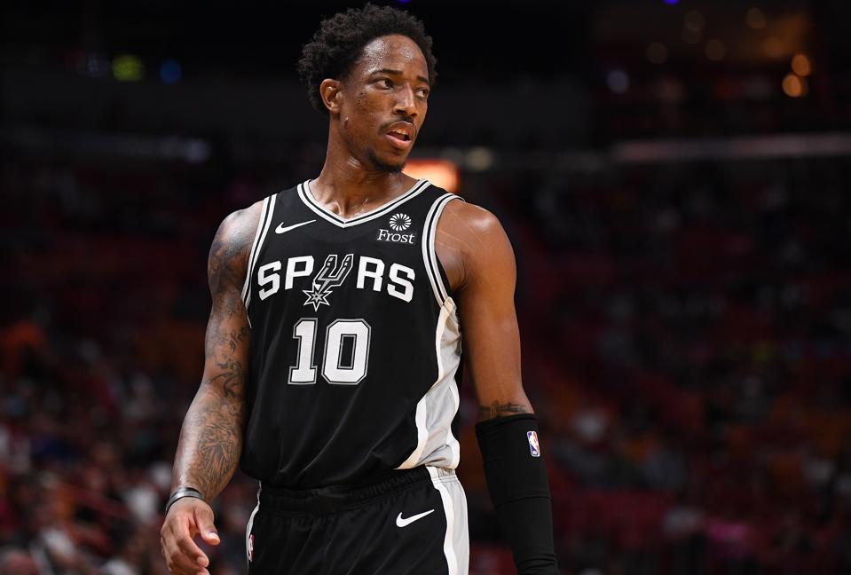 The 31-year old son of father (?) and mother(?) DeMar DeRozan in 2020 photo. DeMar DeRozan earned a million dollar salary - leaving the net worth at million in 2020