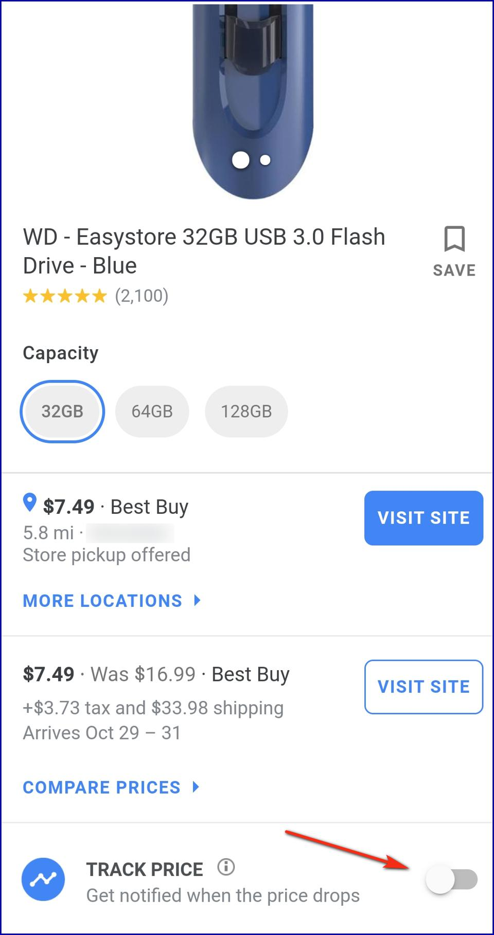 Google Shopping Helps You Find And Track The Best Prices And Stores