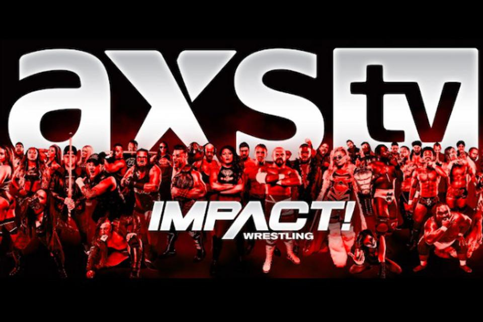 IMPACT Wrestling AXS TV Taya Valkyrie Brian Cage Joh Morrison WWE Hell in a Cell