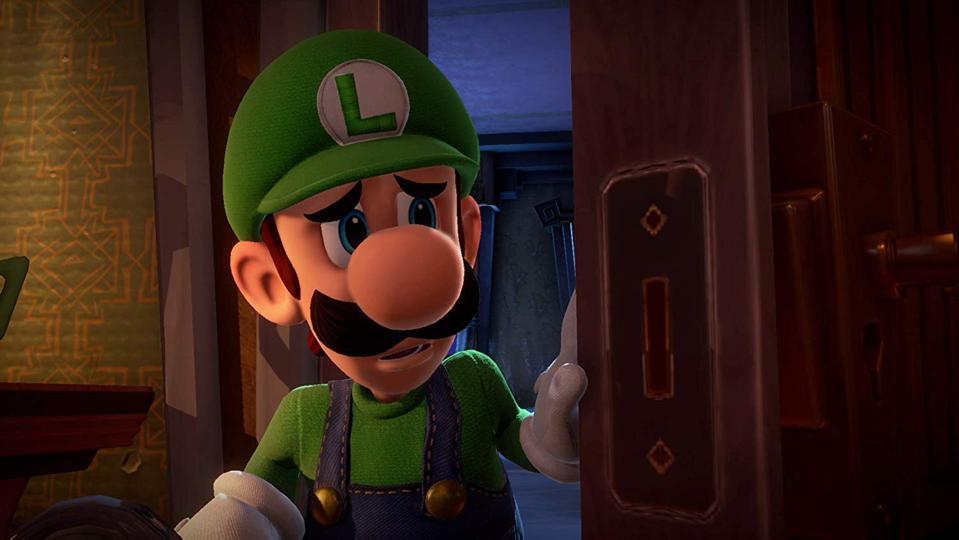 Luigi S Mansion 3 Review The Joy Of Sucking