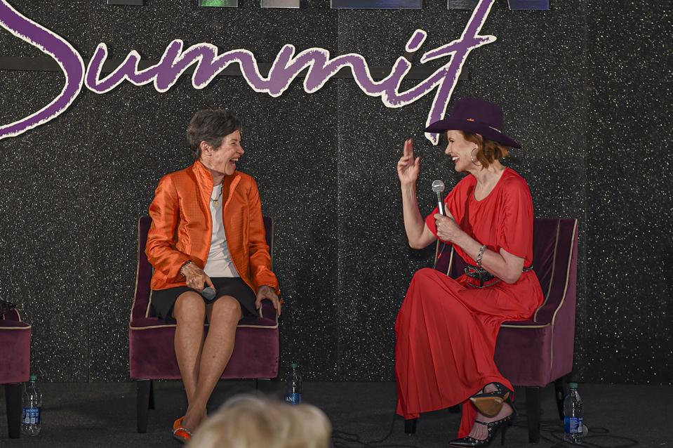 Geena Davis and Lyda Hill headline the IF/THEN Summit in Dallas