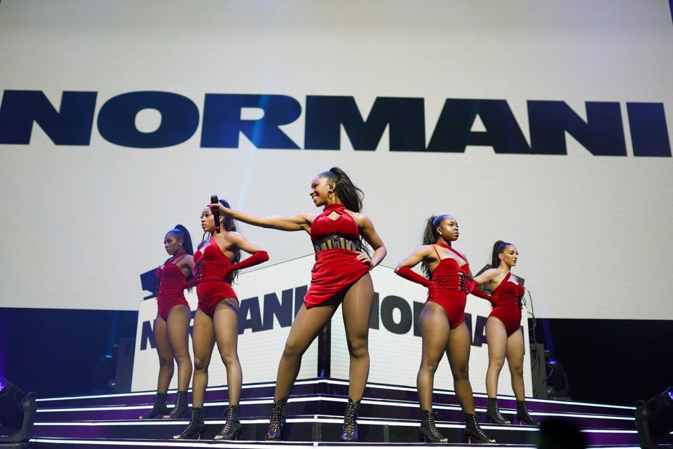 Motown Motivation: Normani delivers a show-stopping set in Detroit.