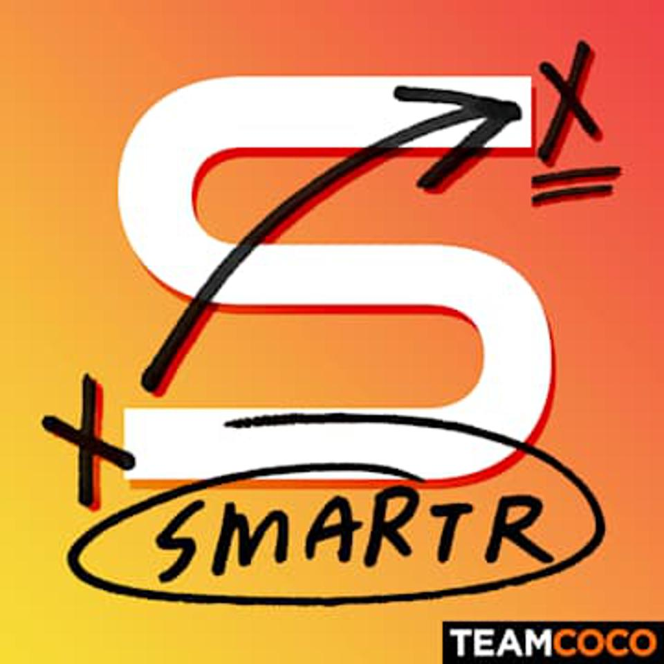 Smartr, the scripted comedy podcast from Team Coco