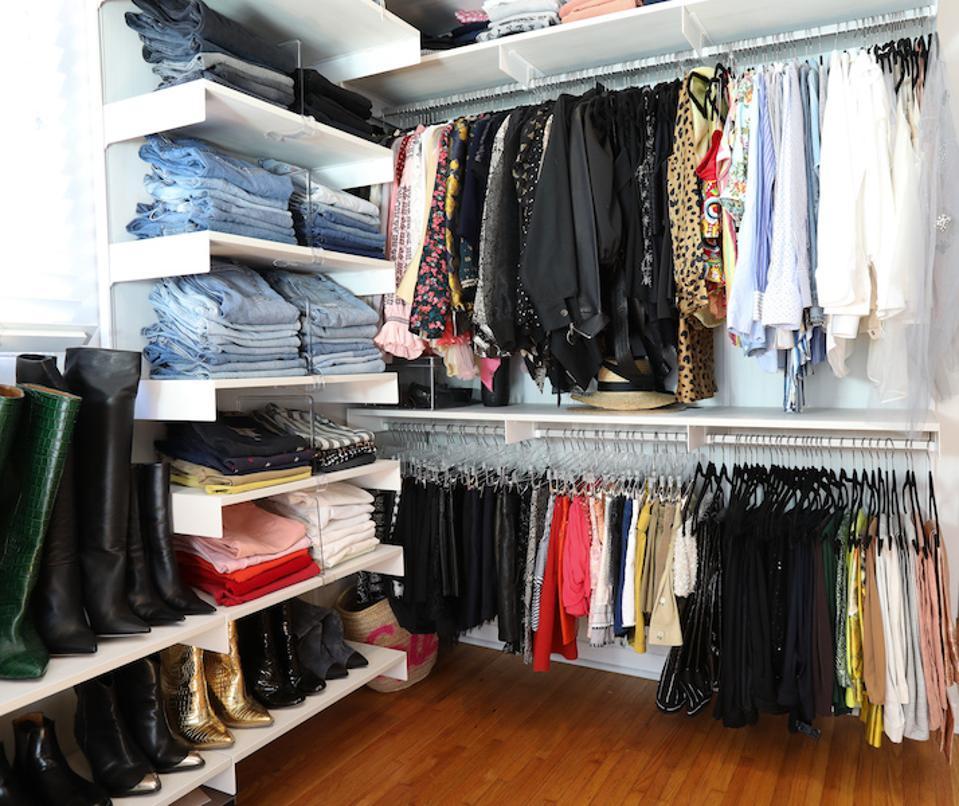 Morgan Stewart clothing
