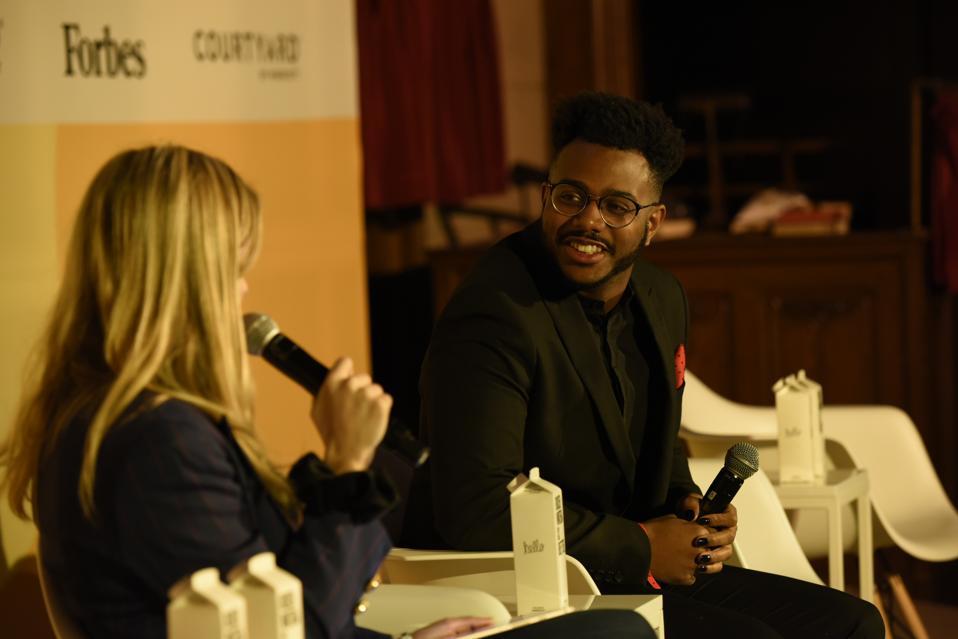 Chef, Kwame Onwuachi, Forbes Under 30 Summit, Kith/Kin, restaurants
