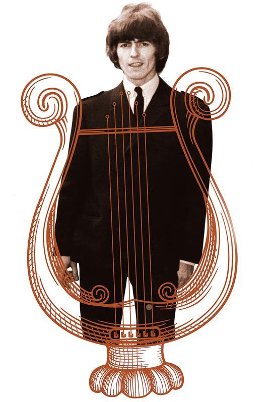 #13: George Harrison