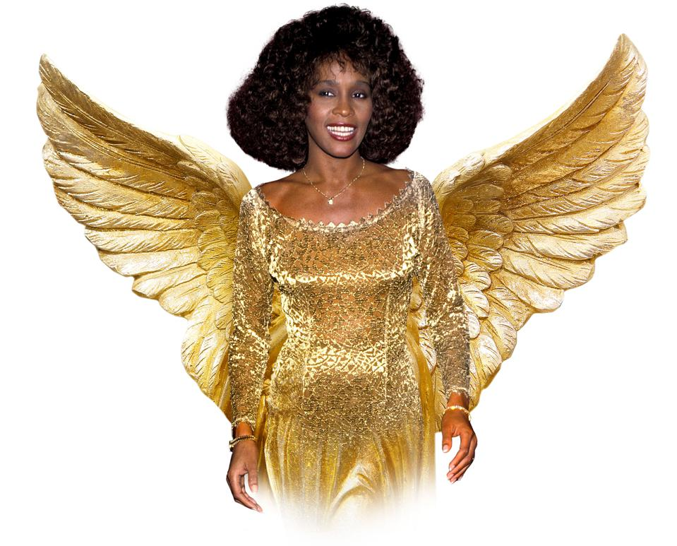 #12: Whitney Houston