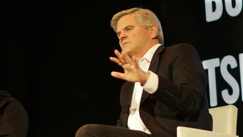 Steve Case at Under 30 Summit in Detroit.